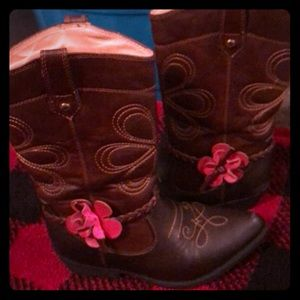 Other - Little girl cowboy boots